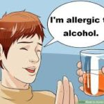 allergictoalcoholsigns